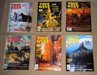 1980 - Full Year True West - 6 Issues
