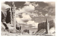 Canyon De Chelly, Arizona Postcard