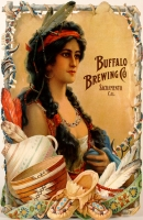 Buffalo Brewing 11x17 Poster
