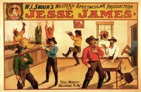 Jesse James Show 11x17 Poster