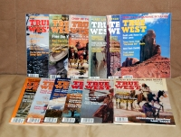 1979 - Full Year True West - 6 Issues