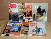 1991 - Full Year True West - 12 Issues