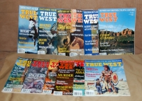 1995 - Full Year True West - 12 Issue