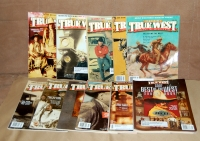 2007 - Full Year True West - 10 Issues + Sourcebook
