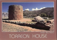 Torreon Lincoln, New Mexico Postcard