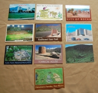 Various New Mexico Postcards - Set of 10