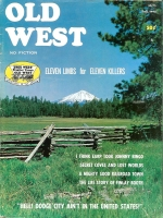 1972 - Fall Old West Magazine