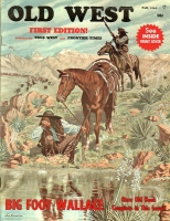 1964 - Fall Old West Magazine