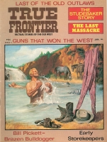 1973 - January True Frontier Magazine