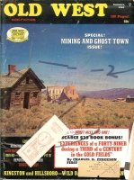 1969 - Summer Old West Magazine
