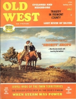 1974 - Spring Old West Magazine