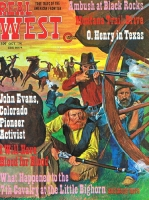 1974 - October Real West Magazine