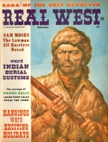 1963 - September Real West Magazine