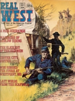 1975 - July Real West Magazine