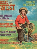 1975 - February Real West Magazine