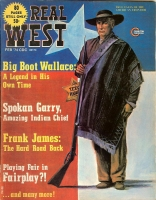 1974 - February Real West Magazine
