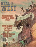 1977 - September Real West Magazine