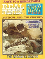 1971 - April Real Frontier Magazine