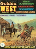 1970 - November Golden West Magazine