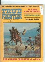1971 - January True Frontier Magazine