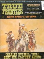 1973 - April True Frontier Magazine