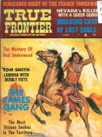 1972 - June True Frontier Magazine