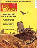 1968 - June True Treasure Magazine