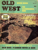 1974 - Fall Old West Magazine