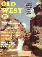 1972 - Spring Old West Magazine