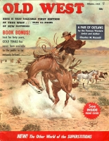 1964 - Winter Old West Magazine
