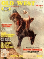 1970 - Spring Old West Magazine