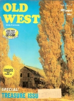 1970 - Fall Old West Magazine