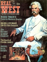 1975 - March Real West Magazine