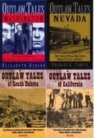 Outlaw Tales 4 Book Package (CA, SD, NV, WA)