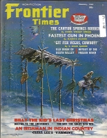 1968 - Frontier Times January