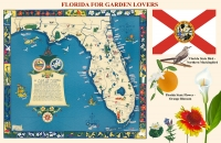 Florida for Garden Lovers 11x17 Poster