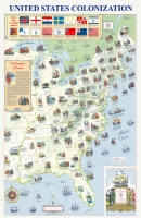 Colonial America Map