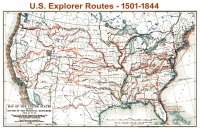 United States Explorer Map