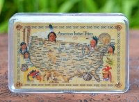American Indian Tribes Playing Cards