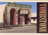 Birdcage Theatre, Tombstone, Arizona