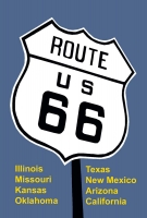 Route 66 Sign Postcard (4x6)