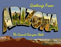 Arizona Greetings Custom Postcard