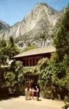 Yosemite Museum, Yosemite National Park, California