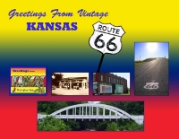 Kansas Route 66 Vintage Greetings