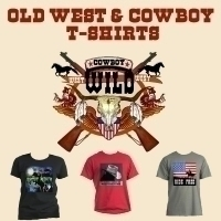 Old West & Treasure T-Shirts