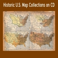 Historic Maps on CD