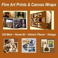 Canvas Wraps & Fine Art Prints