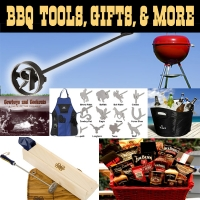 Barbecue Tools, Gifts & More