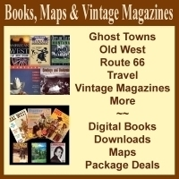 Books, Maps & Vintage Magazines