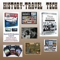CD's & DVD's (Travel, History & More)